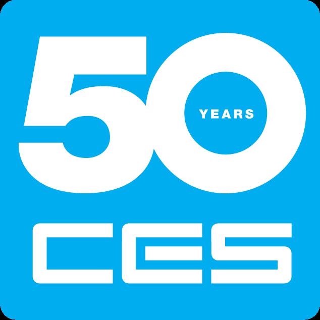50 YEARS C.E.S.