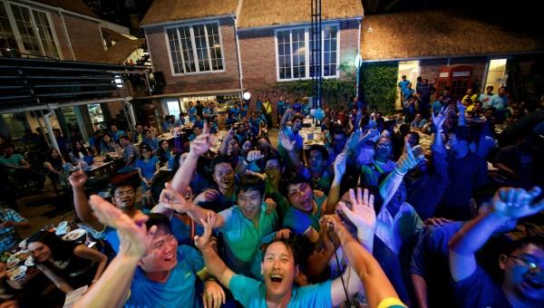 ces blue sky party 00