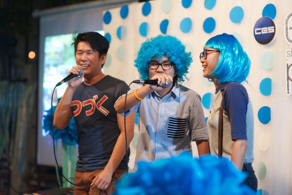 ces blue sky party 09
