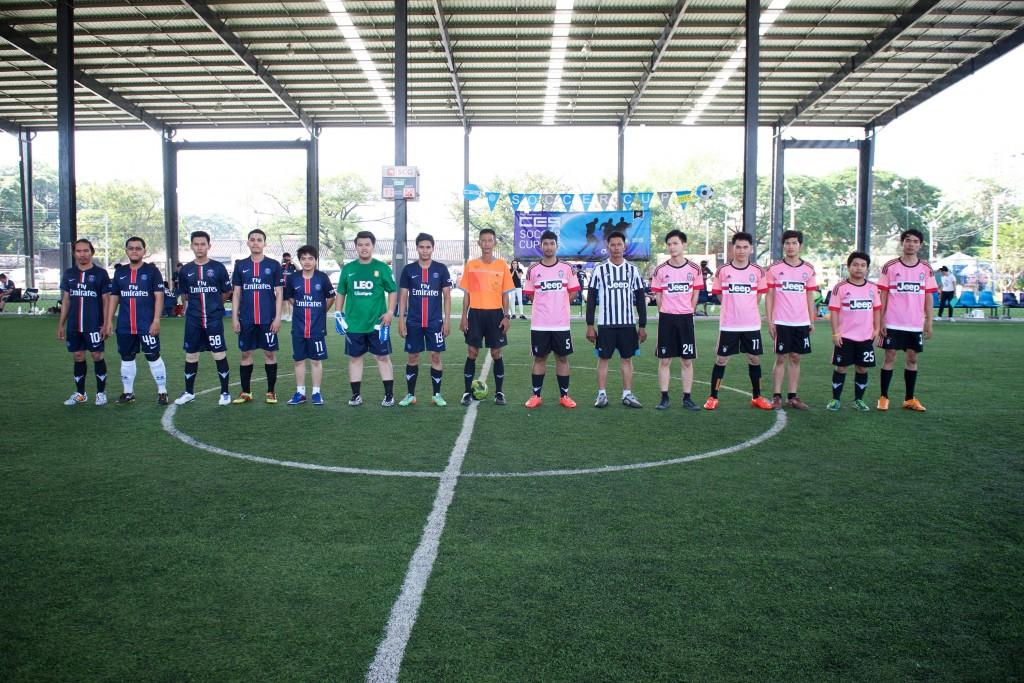 C.E.S.Soccer Cup 2015-12