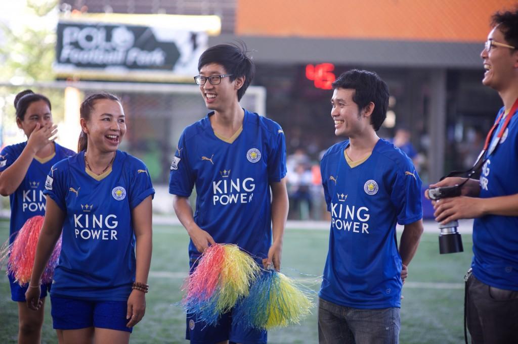 C.E.S.Soccer Cup 2015-14