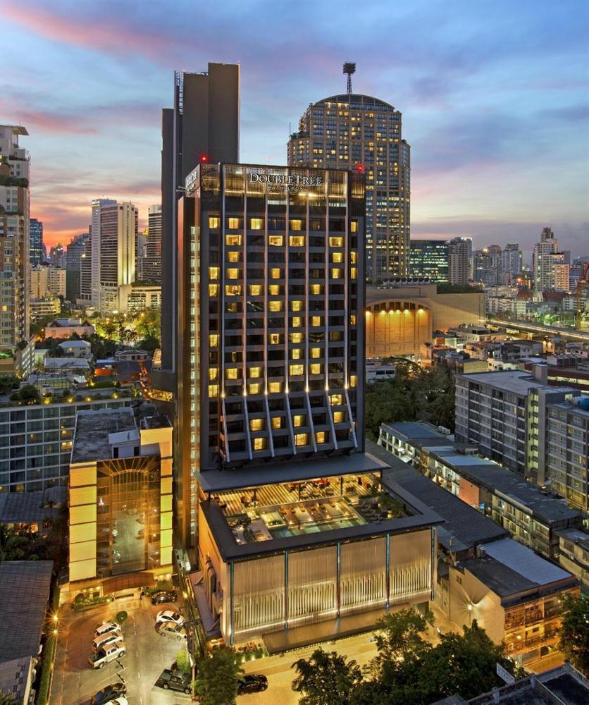 A Doubletree By Hilton Hotel In: Double Tree By Hiltons Hotel